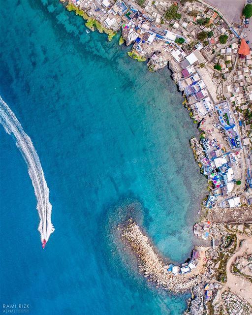 فوق الريح 🌊... lebanon anfeh koura north dji drones quadcopter... (Tahet el-rih تحت الرّيح)