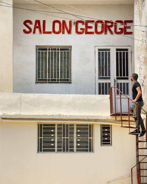 Salon George ✂️ (Jubb Jannin, Béqaa, Lebanon)