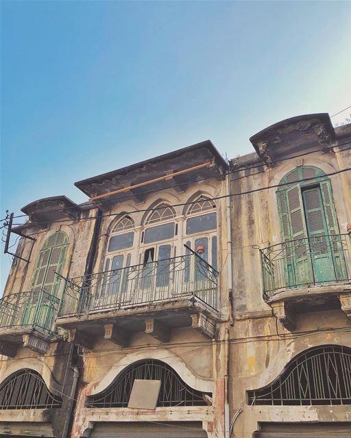*nolwenn leroy- cassé•••••• tb cassé oldbuilding salutbeyrouth ... (Beirut, Lebanon)