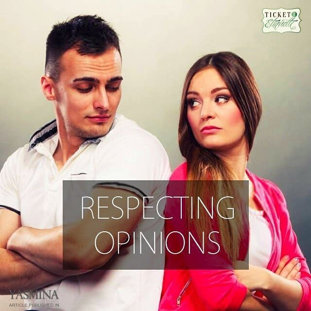 Vera on respecting  opinions and  people with @gracytta in @yasminadotcom... (Lebanon)