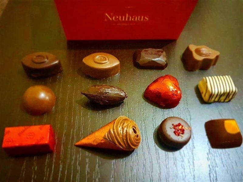 Nothing beats Belgian chocolate 😍😍😍.................... (Leuven, Belgium)