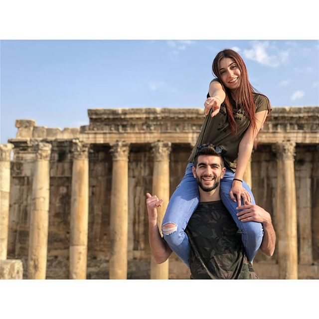 The goal is to be with someone who matches your crazy!One of a million... (Baalbeck, Béqaa, Lebanon)