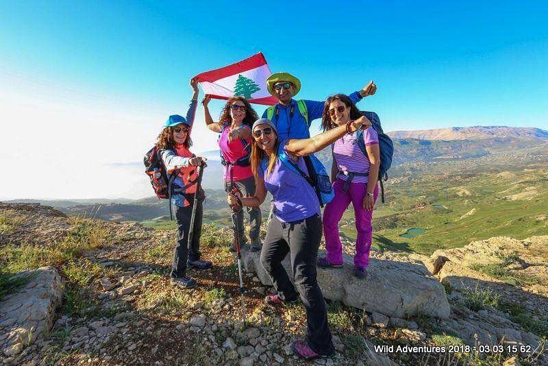 lebanon🇱🇧 wildadventures hikingadventures hikers amazing_shots ... (Jabal el Knîssé)