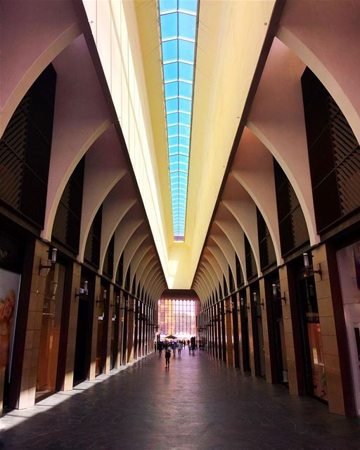 Beirut Souks, Lebanon 🇱🇧.Not quite what you expected?.The souks have... (Beirut, Lebanon)