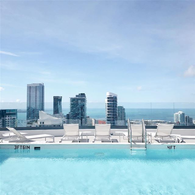 Monday Blues & Views! mondaze view views brickell miami miamilife ... (Miami, Florida)