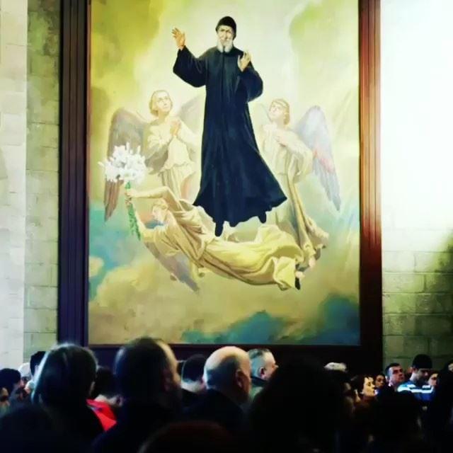 No dia 8 de maio de 1828, há exatamente 190 anos atrás, nasceu São Charbel...