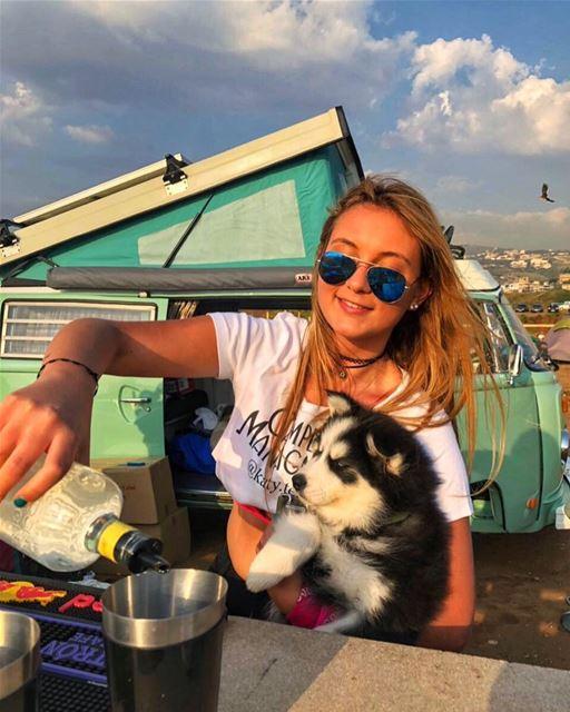 Getting her drunk 🍾🍾🍾• staywild intothewild visitlebanon lebanon ...