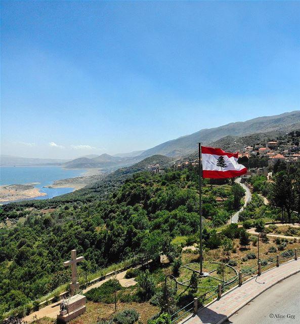 • my HomeTown • luna_drone mavicair mavic drone aerialphotography ... (Saghbîne, Béqaa, Lebanon)