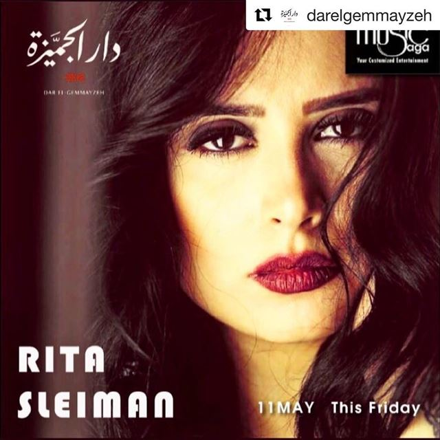 Repost @darelgemmayzeh with @get_repost・・・Rita Sleiman will take you in... (Dar El Gemmayzeh)