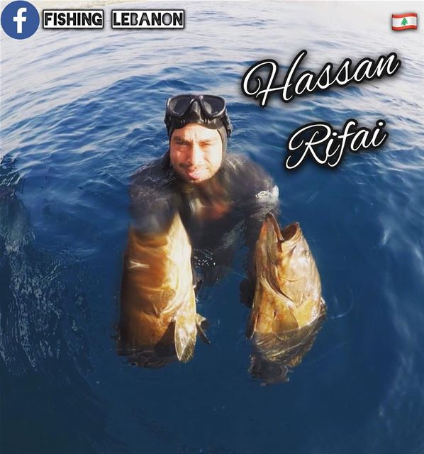 @hwrifai @fishinglebanon - @instagramfishing @jiggingworld @whatsuplebanon... (Beirut, Lebanon)