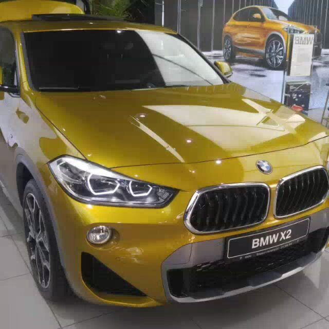 The new  bmwx2 is in z town  newcars  cars2019  x2  celebration ... (Bassoul & Hneine)