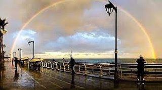 rainbow beirut doublerainbow instagood instagram instadaily explore... (Beirut, Lebanon)