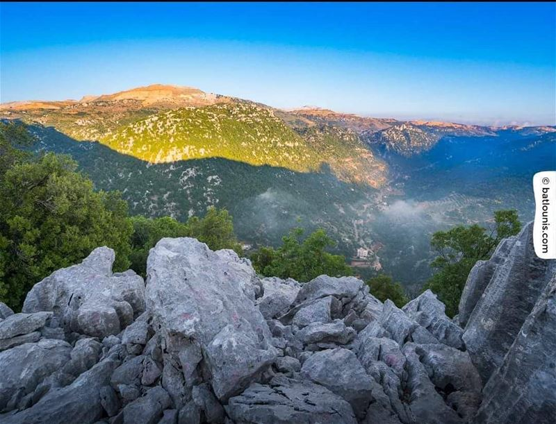 There will be clear skies after every pouring rain. JabalMoussa @batlounis