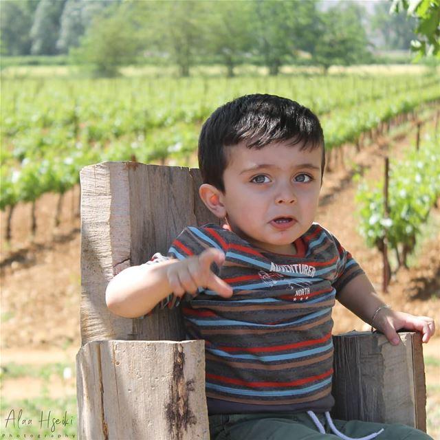 Smile ❤️... Hseiki Lebanon beirut nature beqaa kid lovely love ... (Deïr Taanâyel, Béqaa, Lebanon)