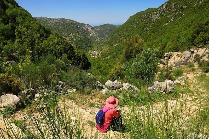 JabalMoussa is my sanctuary. unescomab unesco biospherereserve ...
