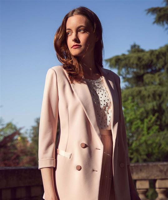 Skin-pink 👌 by imperialDailySketchLook 307 shopping italian boutique ... (Er Râbié, Mont-Liban, Lebanon)