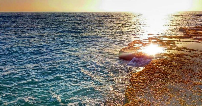 Endless beauty 💙 takenbyme ptk_Lebanon visitlebanon Lebanonbyalocal ... (Tyre District)