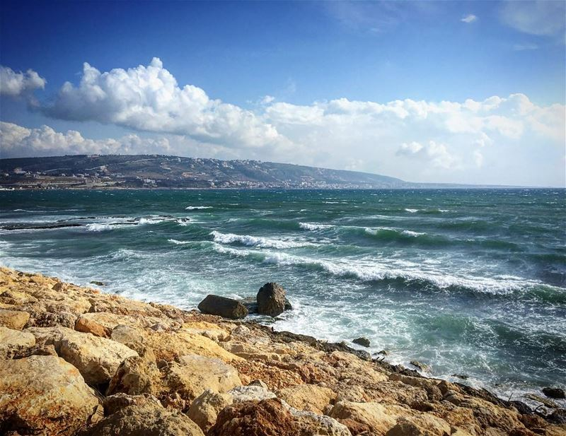 The waves if time wash us all clean.Colin Baker lebanon tripoli mina ... (El Mina, Lebanon)