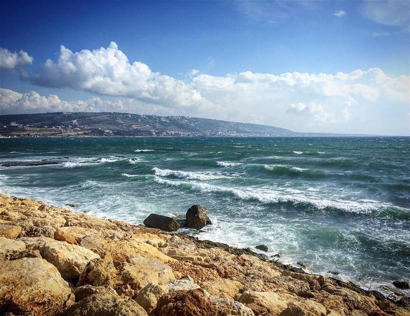 The waves if time wash us all clean.Colin Baker lebanon tripoli mina ... (El Mina, Lebanon)