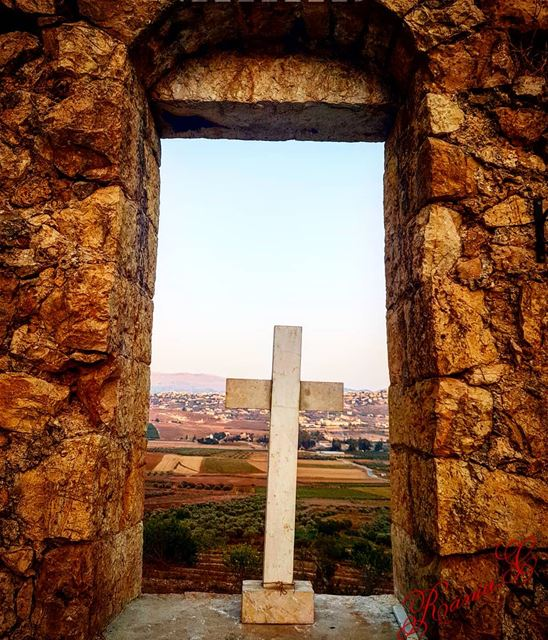 amazingview wonderfulplace blessedregion jesusgrandmother ... (Marjayoûn, Al Janub, Lebanon)