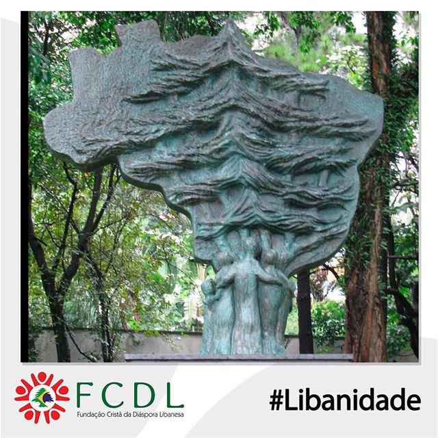 Libanidade é o nome que se dá às ações que reforçam a ligação da diáspora... (São Paulo, Brazil)