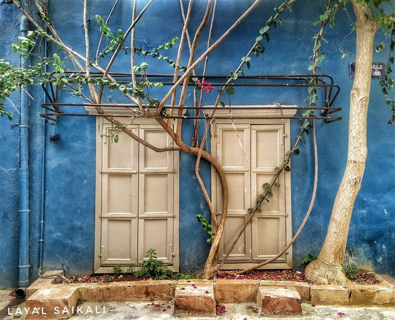 B ° L° U ° E 💙 •••• lebanon sunday lebanonattractions... (Ashrafiyah, Beyrouth, Lebanon)