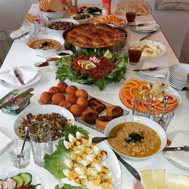 Breakfast Time😍 lebanon breakfast breakfasttime happy delicious...