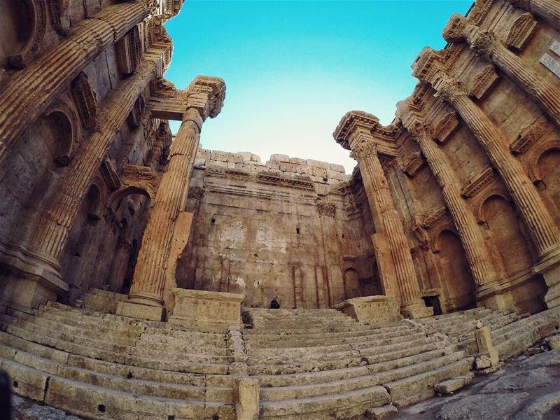 Temple of... (Baalbek, Lebanon)