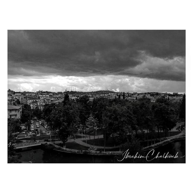 When the weather changes -  ichalhoub in  gaziantep  Turkey shooting with...