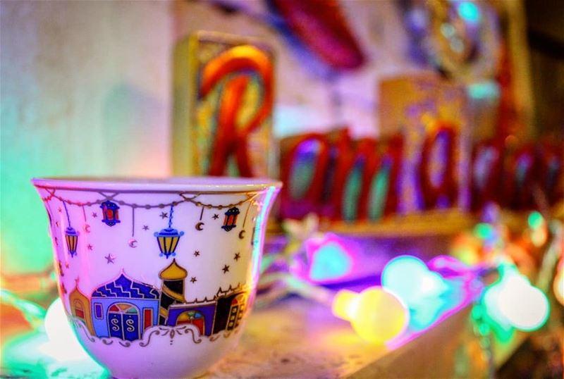 تاقت لك الأرواح شوقاً يا رمضان.....🌟🌙 قهوة_المساء روقان تصوير عدستي ق