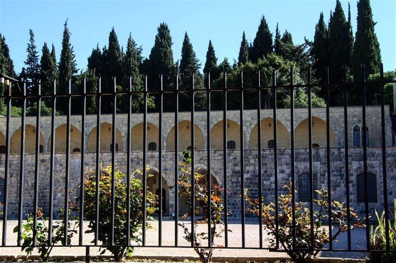 lebanon igerslebanon ig_lebanon super_lebanon livelovechouf ... (Beiteddine Palace)