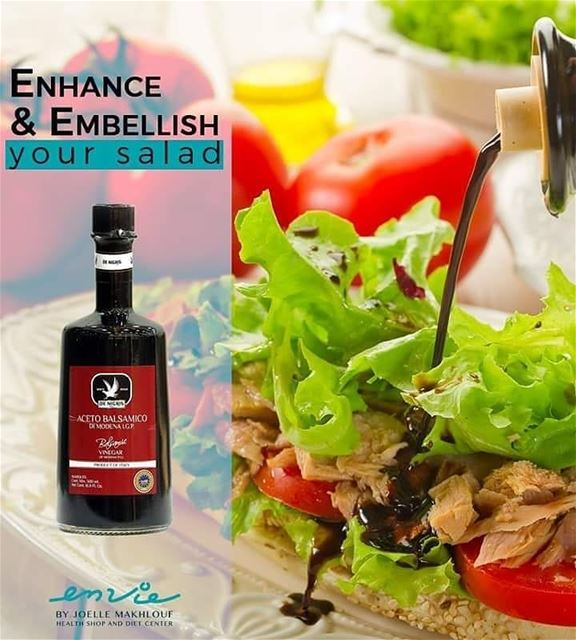 @enviejm - Add a twist of taste to your daily salad with De Nigris Group... (Enviejm)