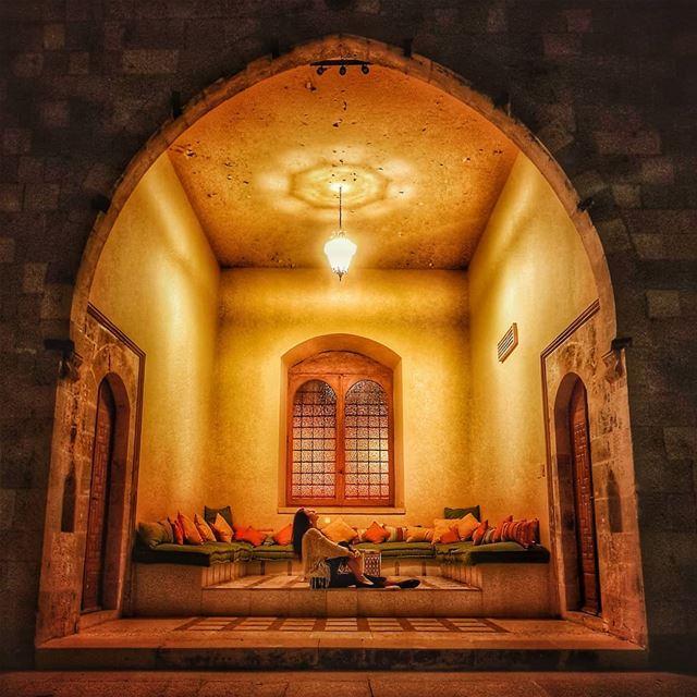 Ramadan Kareem to all my friends 🌙... (Beit Ed-Deen, Mont-Liban, Lebanon)