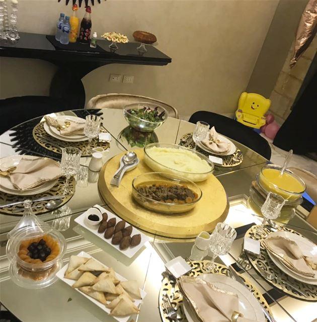 ramadankareem🌙 ramdaniftar yumm yummyfood roastbeef lebanesefood ...