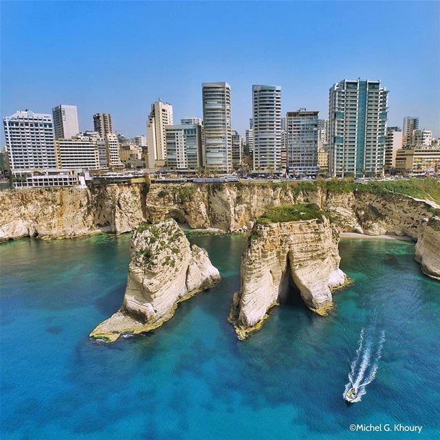 Este é o Líbano! 🇱🇧 Não há em outro lugar no mundo a hospitalidade, a... (Beirut, Lebanon)