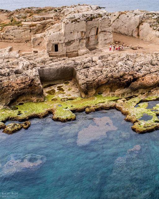 Phoenician castle 🏰... lebanon koura anfeh northlebanon dji ... (Anfeh Al-Koura أنفه الكورة)