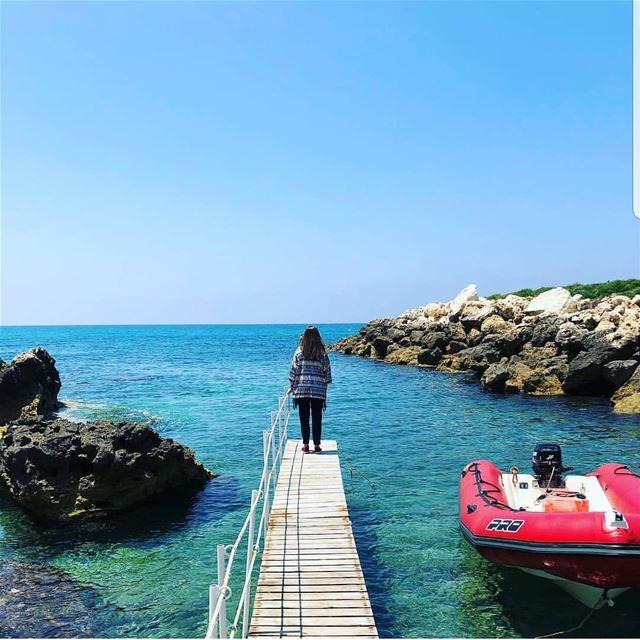 batroun jammal restaurant beach sea mediterraneansea batrounbeach ... (Al Jammal Restaurant)