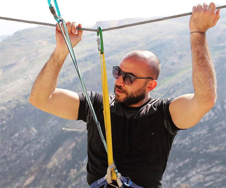 Let's play hangman ⛓ outdoors lebanon livelovebeirut ... (لبنان)