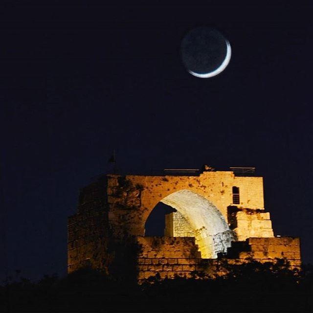Ramadan Kareem 🌙 cc: @youhannazn••• ilovebyblos byblos jbeil ...