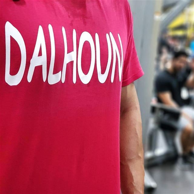 Wherever you are , it's a part of you . Dalhoun Lebanon Home gym ...