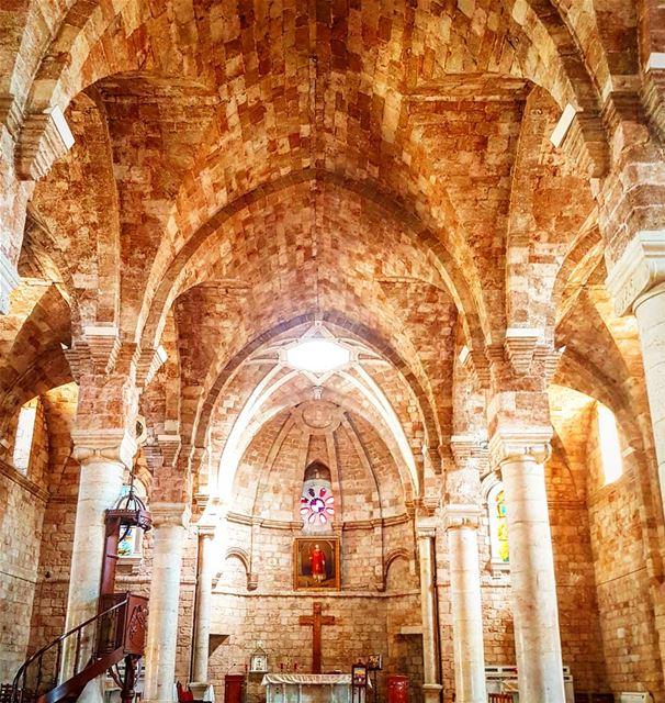 liveloveandpray churchesoflebanon stestephan ... (Eglise St. Estephan Batroun)
