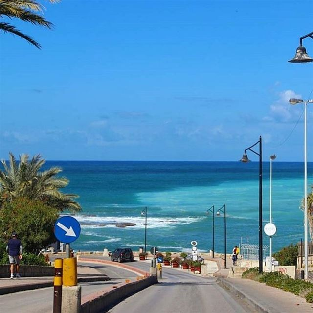 Follow the waves 🌊 cc: @myr.najm••• ilovebyblos byblos jbeil ...