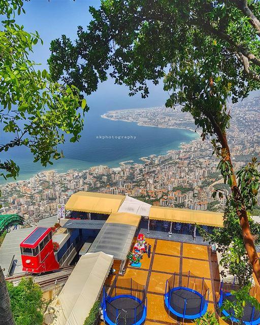 From Harissa 🇱🇧 * insta_lebanon ig_lebanon lebanon_pictures ... (Harîssa, Mont-Liban, Lebanon)