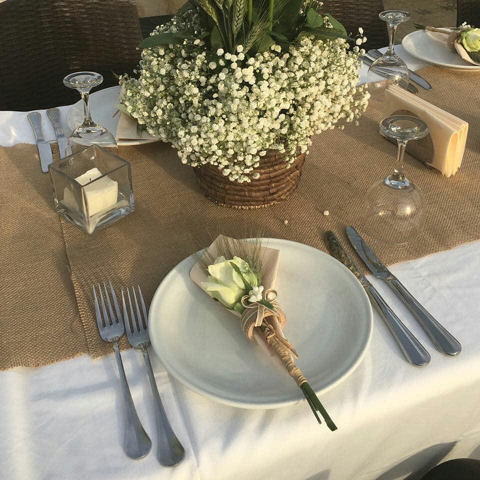 A blessed HolyCommunion reception dinner at LamedinaHotel resort ... (Lamedina Hotel, Beach Club & Resort)