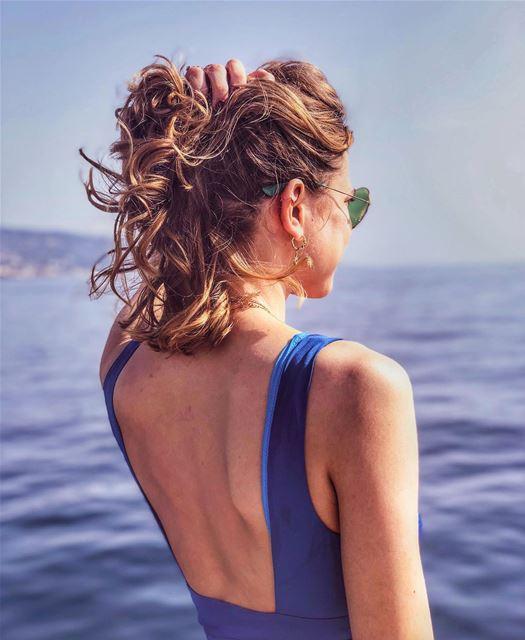Island life 🌴 💦🐚 lebanon.. travelling lifestyle summer sea ... (Lebanon)