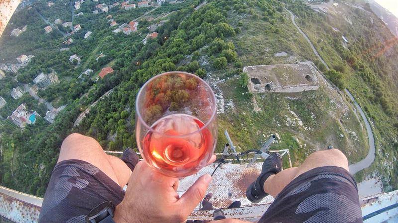Cheers! adrenalinejunkie adrenalinerush adrenalinelife ... (Lebanon)