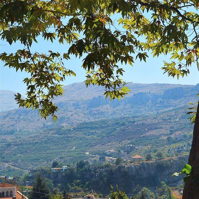 Good day to all🇱🇧🇱🇧❤❤ mountains mountainsoflebanon view ... (Lebanon)