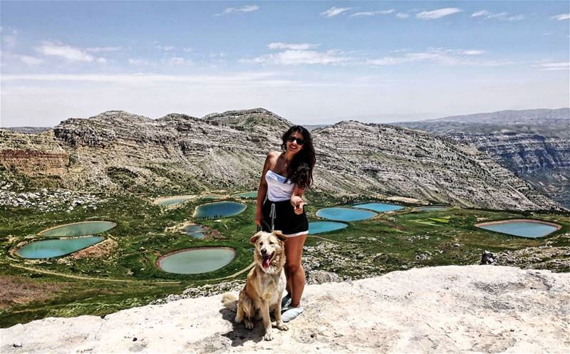 NeverStopExploring Hiking Mountains Lakes BeautifulNature Akoura ... (Akoura, Mont-Liban, Lebanon)