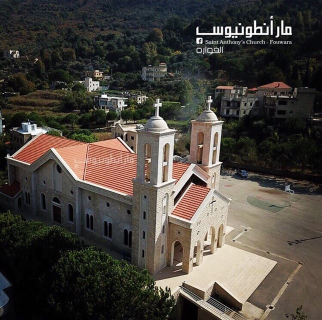 Good morning dear followers with this amazing skyview of @saint.anthony.f
