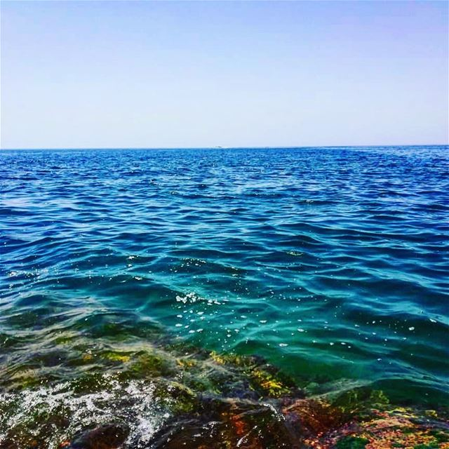 The sea💧🌊 !🇱🇧❤️ photo photography lebanon young instagram ...